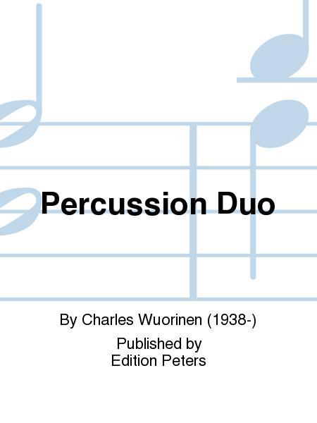 Percussion Duo