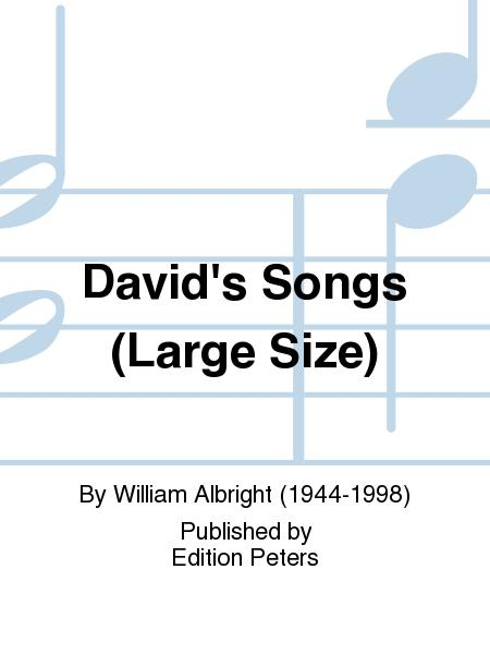 David's Songs (Large Size)