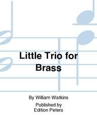 Little Trio for Brass
