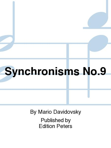 Synchronisms No. 9