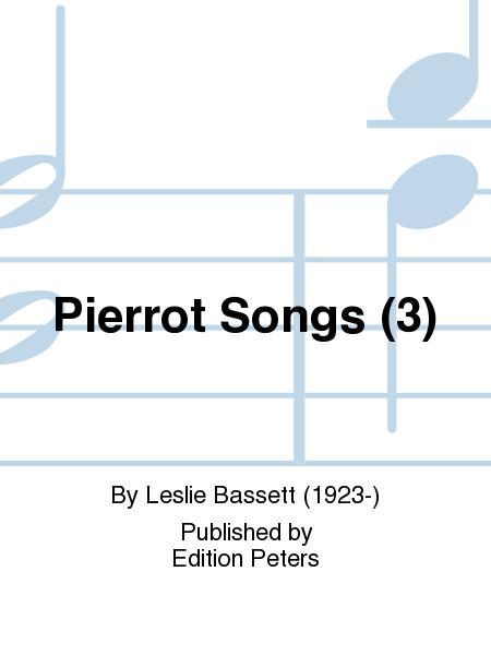 Pierrot Songs (3)
