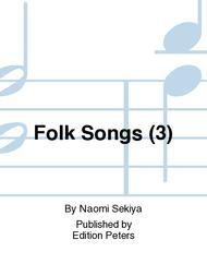 Folk Songs (3)
