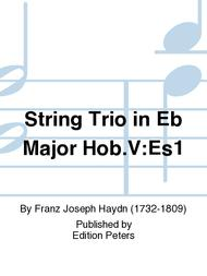 String Trio in Eb Major Hob.V:Es1