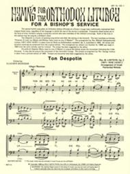 For a Bishop's Service (4 titles)