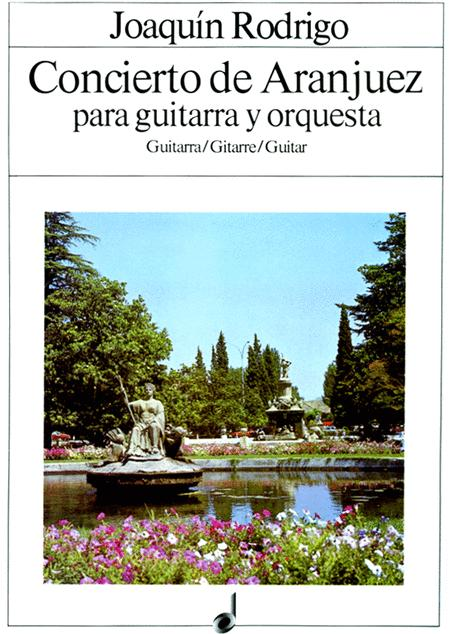 Concierto de Aranjuez (Guitar part)