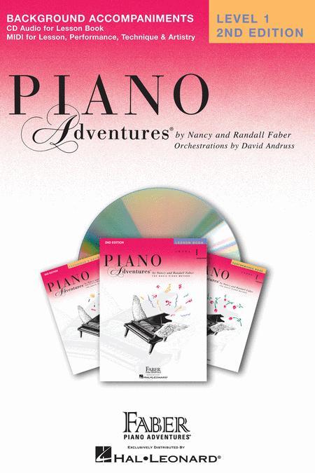 Piano Adventures Level 1 - Lesson CD