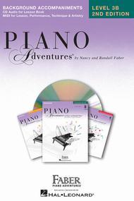 Piano Adventures Level 3B - Lesson CD