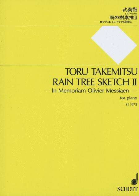 Rain Tree Sketch II
