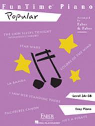 FunTime Piano Popular CD - Grade 2B