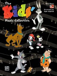 The Kids' Music Collection - Easy Piano