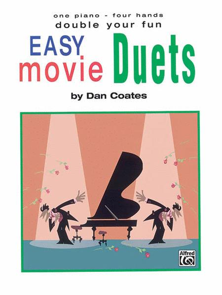 Double Your Fun - Easy Movie Duets (One Piano, 4 Hands)
