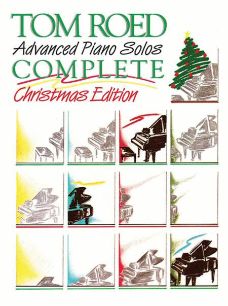 Advanced Piano Solos Complete - Christmas Edition