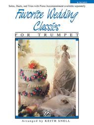 Favorite Wedding Classics - Trumpet