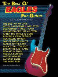 The Best Of The Eagles For Guitar - Easy Guitar