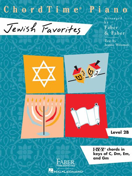 ChordTime Jewish Favorites