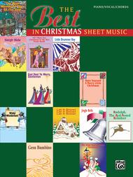 Best In Christmas Sheet Music