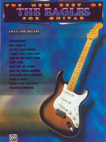 The New Best Of The Eagles For Guitar - Easy Guitar Sheet Music By ...