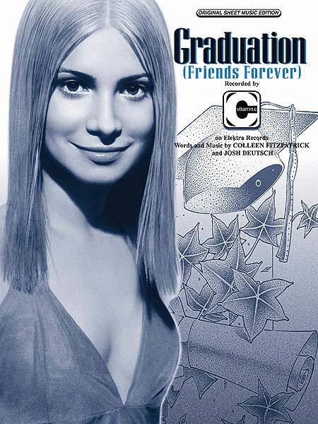 Graduation - Friends Forever Sheet Music By Vitamin C