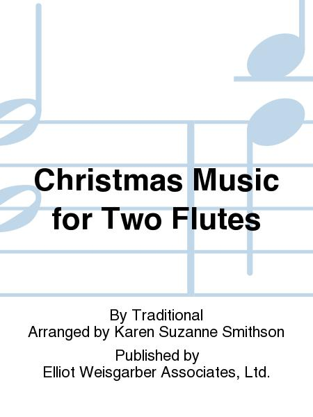 Christmas Music for Two Flutes