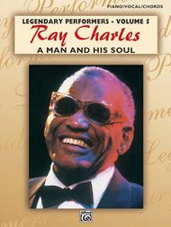 A Man and His Soul Piano/Vocal/Chords  ByRay Charles