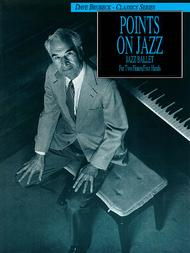 Dave Brubeck -- Points on Jazz
