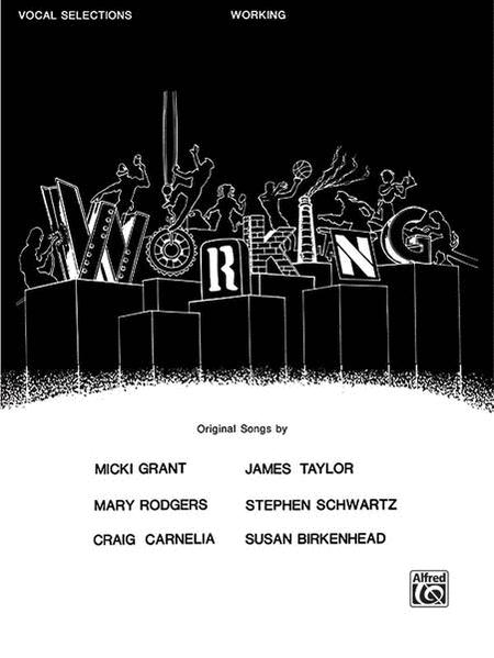 Working - Vocal Selections