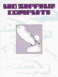 Led Zeppelin Complete 					Piano/Vocal/Chords 					 By Led Zeppelin