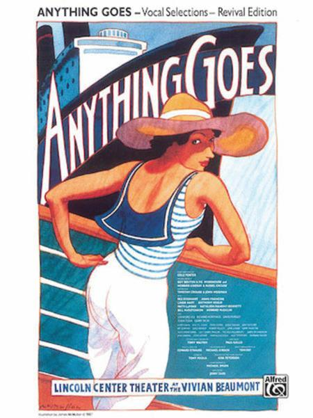 Anything Goes - Vocal Selections (Revival Edition)