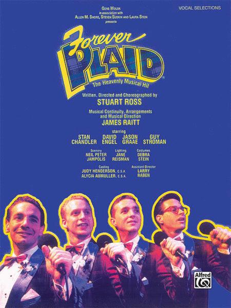 Forever Plaid - Vocal Selections