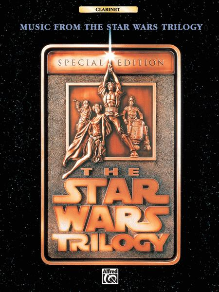 Music From The Star Wars Trilogy - Special Edition / Clarinet