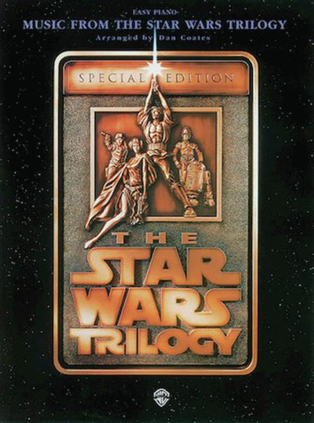 Music From The Star Wars Trilogy - Special Edition - Easy Piano