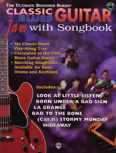 Ultimate Beginner Guitar Jam with Songbook
