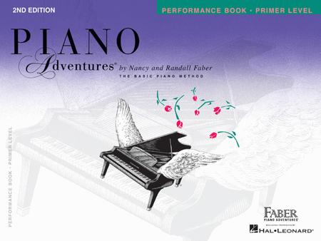 Piano Adventures Primer Level - Performance Book (2nd Edition)