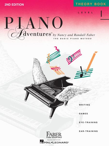 Piano Adventures Level 1 - Theory Book (2nd Edition)