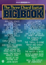 The Three Chord Guitar Big Book