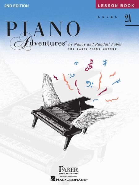 Piano Adventures Level 2A - Lesson Book