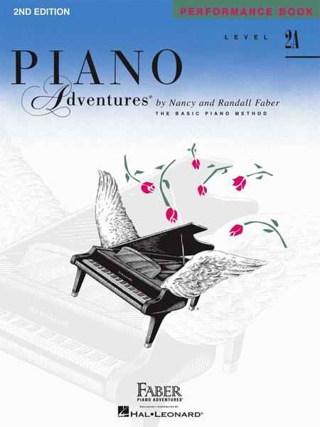 Piano Adventures Level 2A - Performance Book (2nd edition)
