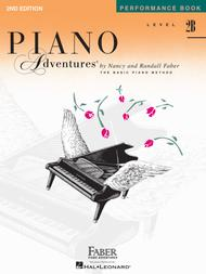 Piano Adventures Performance Book, Level 2B