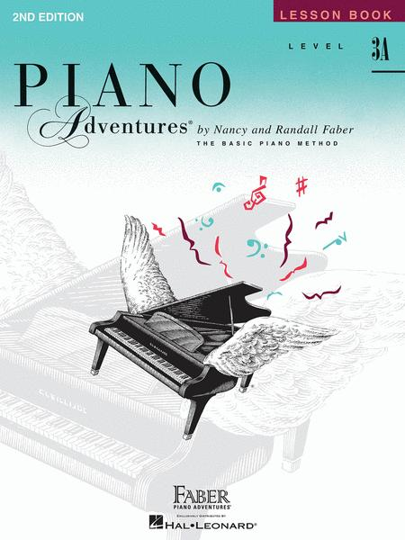 Piano Adventures Level 3A - Lesson Book