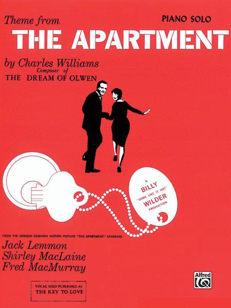 Theme From The Apartment Sheet Music By Charles Williams Sheet