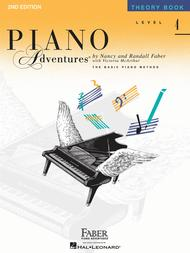 Piano Adventures Level 4 - Theory Book