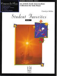 Student Favorites, Book 1
