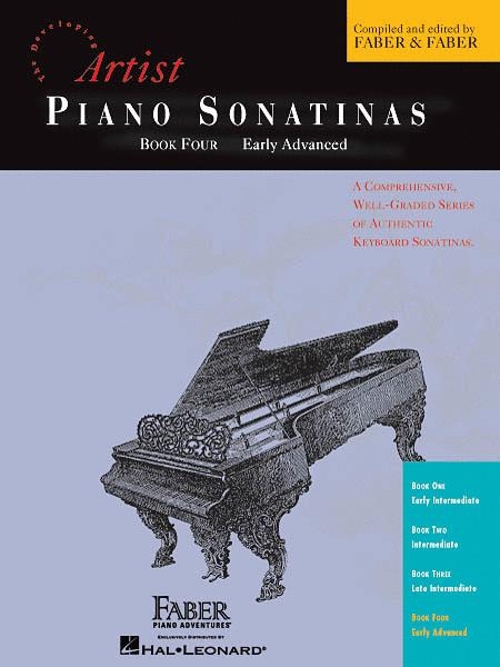 Piano Sonatinas - Book Four