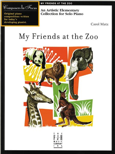 My Friends at the Zoo