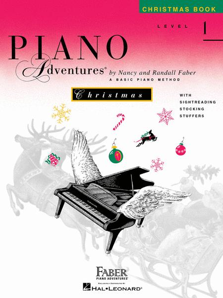 Piano Adventures Level 1 - Christmas Book
