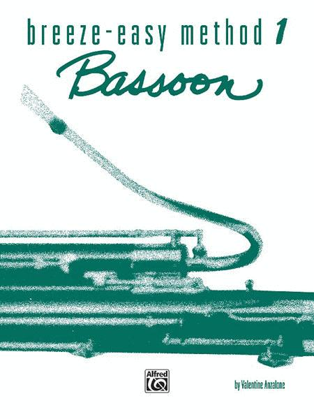 Breeze-Easy Method for Bassoon, Book 1