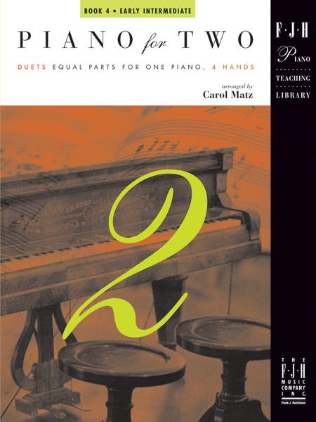 Piano for Two, Book 4