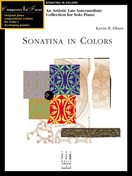 Sonatina in Colors