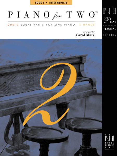 Piano for Two, Book 5