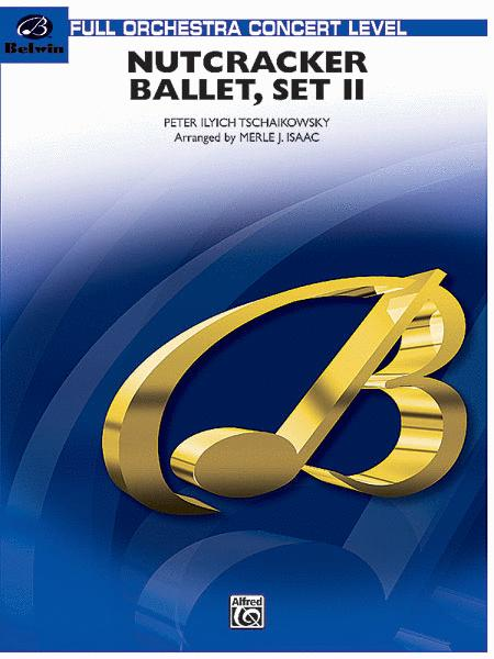 Nutcracker Ballet, Set II (